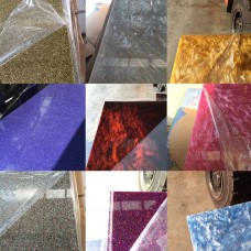 Decorative Nylon – Marble & Granite Acrylic Sheets