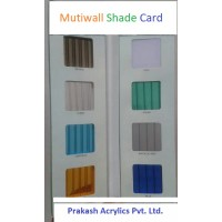Poly carbonate Hollow Sheets  Multi wall