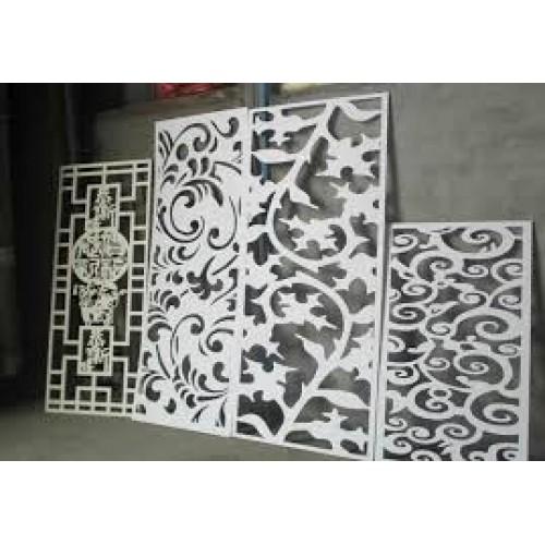 Decorative Textured Plastic Sheet